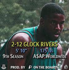 ASAP TWELVYY GLOCK RIVERS